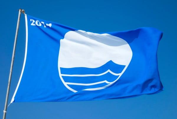 praias bandeira azul 2014