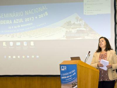 SEMINÁRIO BANDEIRA AZUL, LOULÉ 2017