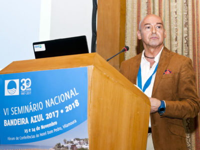 SEMINÁRIO BANDEIRA AZUL 2017, LOULÉ